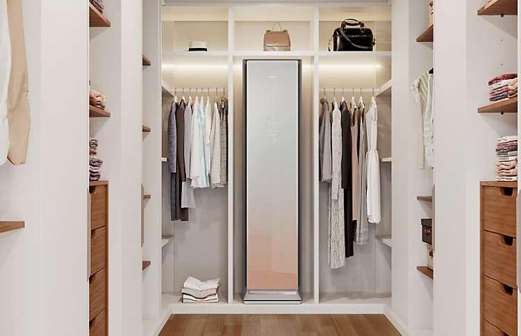 Evde Kuru Temizleme: SAMSUNG AirDresser ve LG Styler İle Her Zaman Temiz ve Ütülü Giysiler