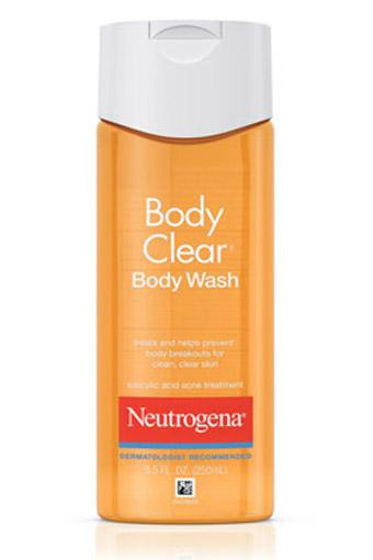 Neutrogena Akne Karşıtı Duş Jeli Önerisi