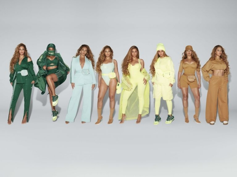 adidas x IVY Park Beyonce Yeni Koleksiyonu: 'This Is My Park'
