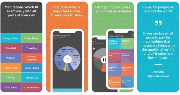 Evde Meditasyon: Stresi Azaltan En İyi 7 Meditasyon Uygulaması