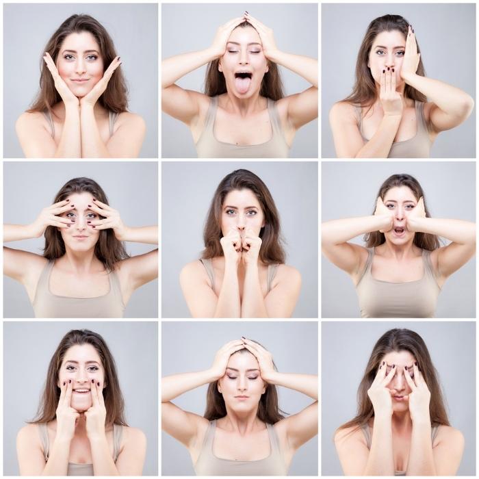 Yüz Yogası: Yüz İnceltme ve Zayıflatma Egzersizleri